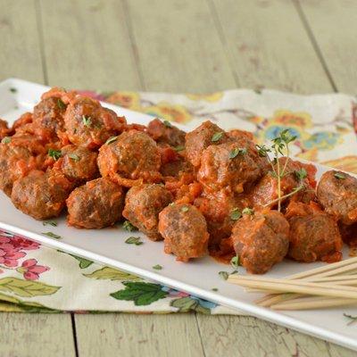 Puerto Rican Meatballs
