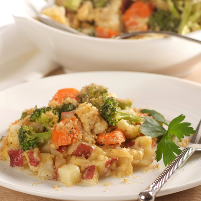 Heartland Vegetable Bake