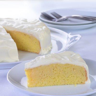 Three Milk Cake - Pastel Tres Leches