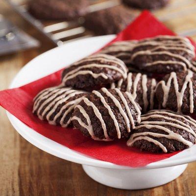 Oatmeal Abuelita Cookies