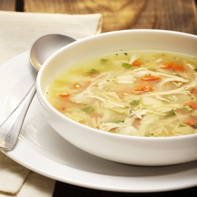 Quick and Easy Chicken Vegetable Soup