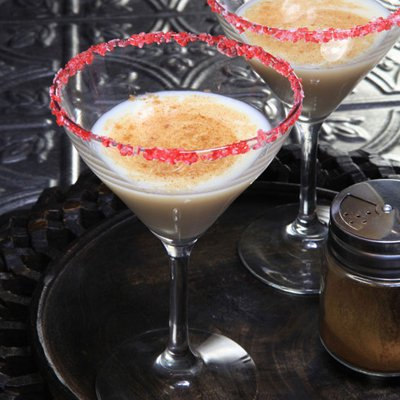 Puerto Rican Rum Punch (Coquito)