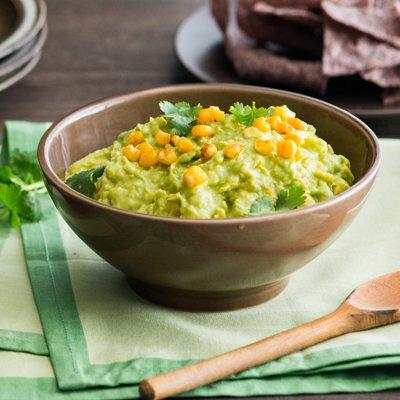 Creamy Corn Guacamole