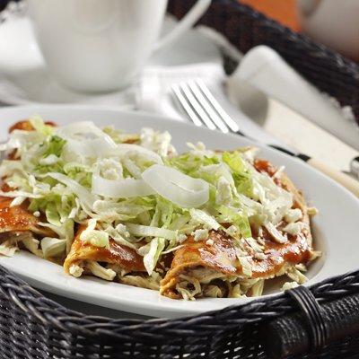 Queretaro Enchiladas