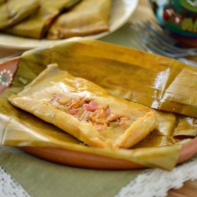 Puerto Rican Tamales