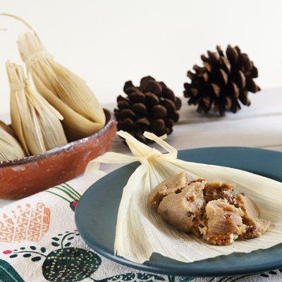 Tamales de Guayaba y Nuez