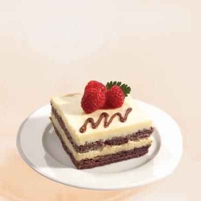 Layered Chocolate Cookie Cake