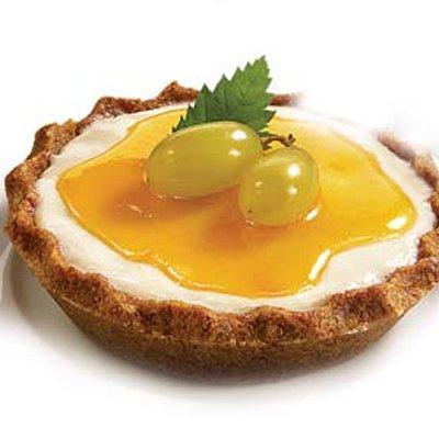 Apricot Yogurt Tartlets