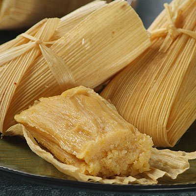 Nicaraguan Sweet Tamales
