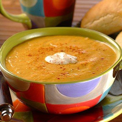 Sopa Fría de Zapallo