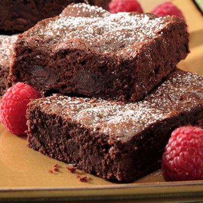 Mocha Double Chocolate Brownies