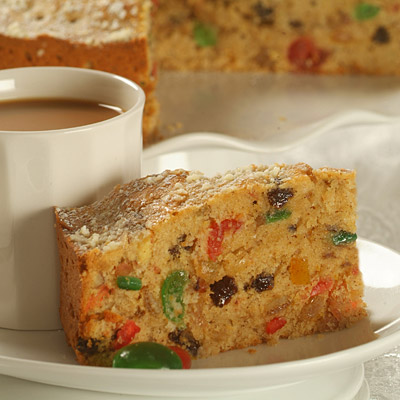 Chilean Christmas Fruitcake