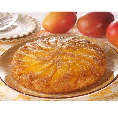 Pastel Invertido de Mango
