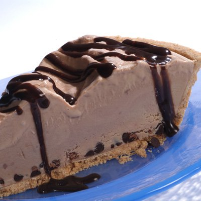 Abuelita Ice Cream Pie