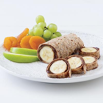 Nesquik Peanut Butter & Banana Wrap