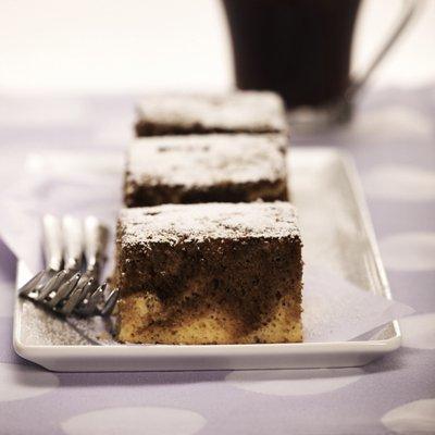 Coffee-Swirled Cake
