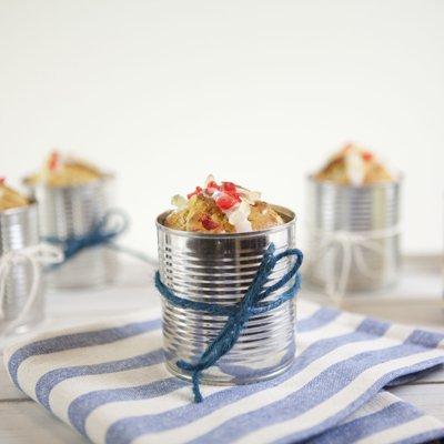 Holiday Mini-Cakes