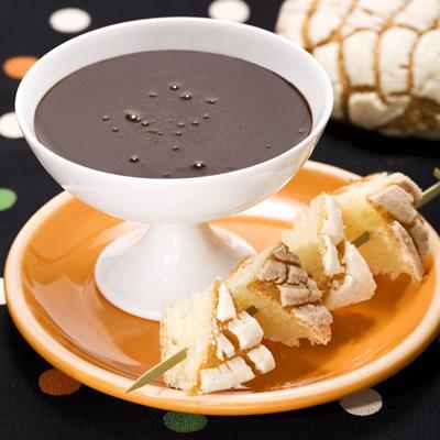 Fondue de Chocolate Abuelita y Naranja