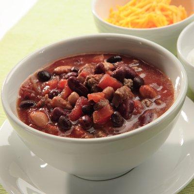Chili with Three Beans