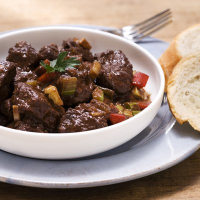Abuelita Beef Stew