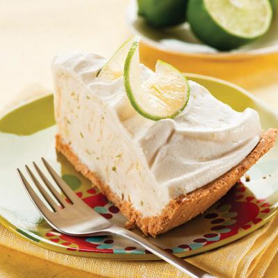 Easy Frozen Key Lime Pie