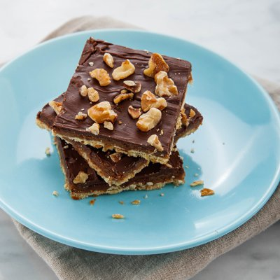 Easy Toffee Candy