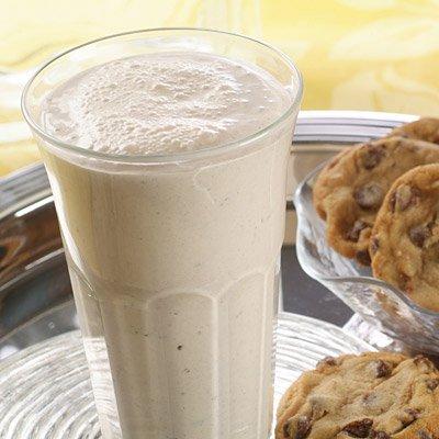 TOLL HOUSE® Chocolate Chip Cookie Milkshake