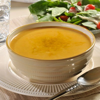 Pumpkin Curry Soup