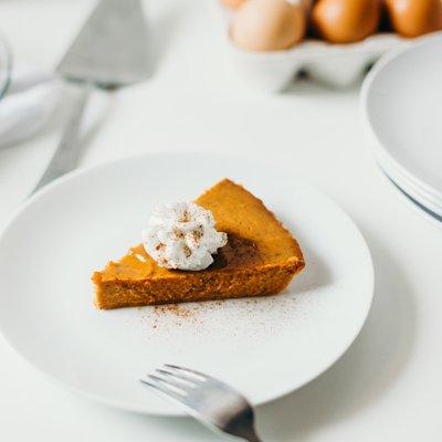 Crustless LIBBY'S® Famous Pumpkin Pie