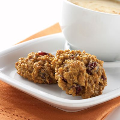 Pumpkin Perfect Oatmeal Cookies