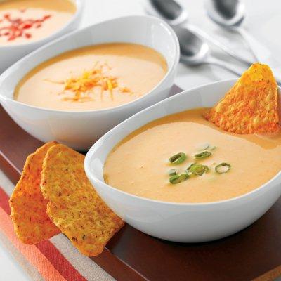 Nacho-Style Soup