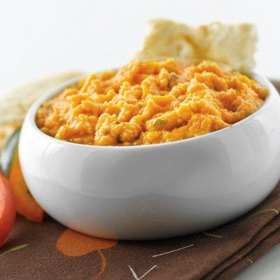Snackin' Pumpkin Hummus