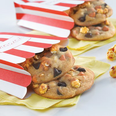 Caramel Corn Chocolate Chip NESTLÉ® TOLL HOUSE® Cookies