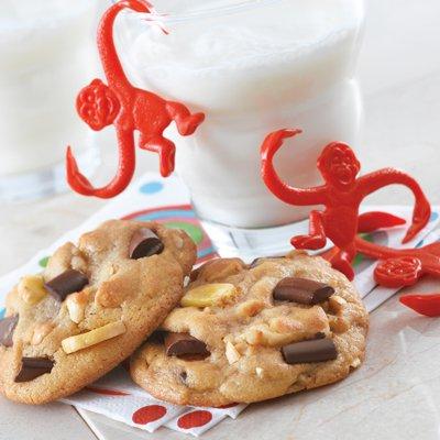 Crunchy Monkey NESTLÉ® TOLL HOUSE® Cookies