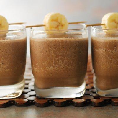 Chocolate Peanut Butter & Banana Shake