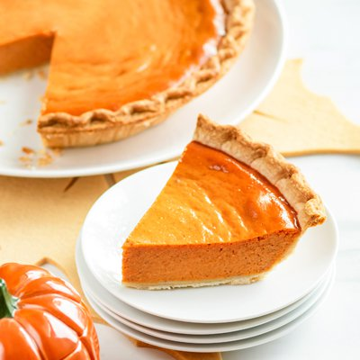 New Fashioned Pumpkin Pie