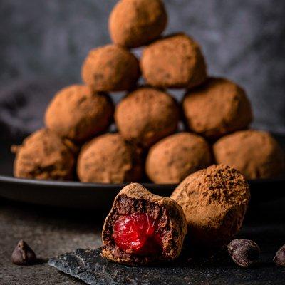 Artisan Cherry Truffles