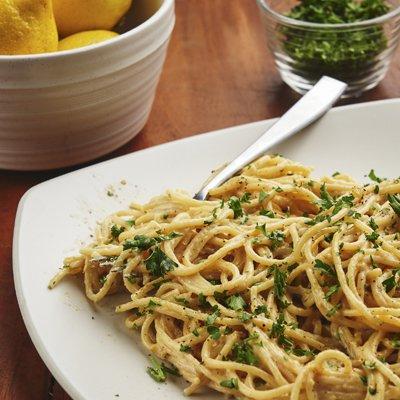 Creamy Lemon Pasta