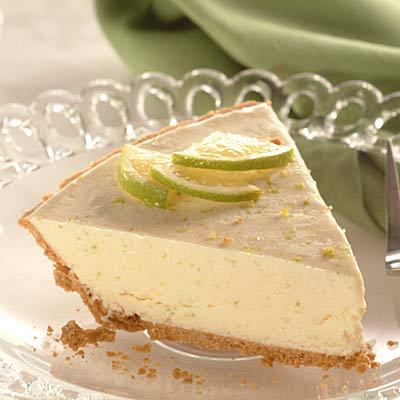 Creamy Frozen Lime Pie
