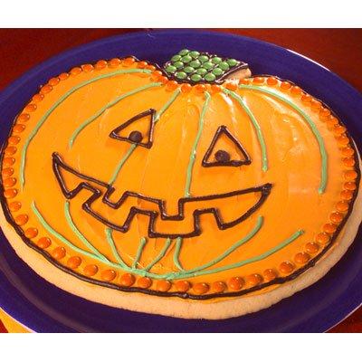 Big Pumpkin Cookie