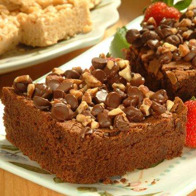 Sour Cream Mocha Cake