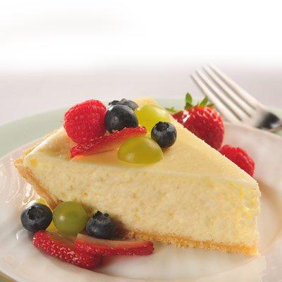 Fruited White Cheesecake