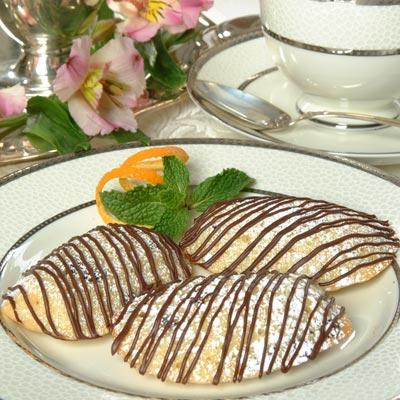 Chocolate Chip Shells