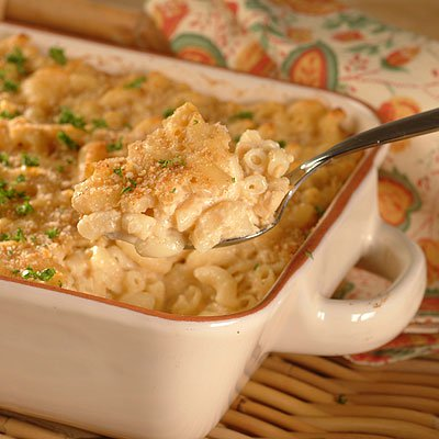 Baked Macaroni and Cheese