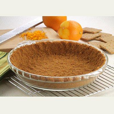 Whole-Wheat Graham Cracker Crust
