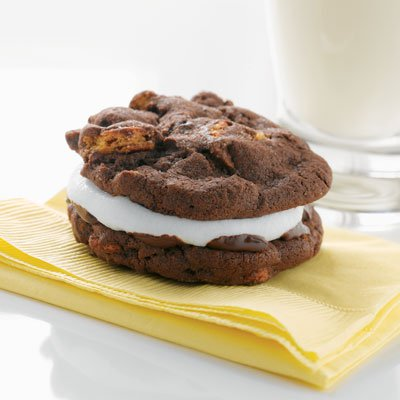 I Want S'More! Cookies