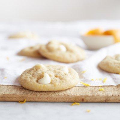 Orange Chip Cookies