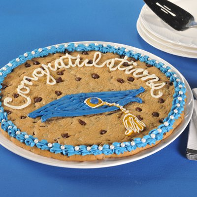 Congrats Grad! One Big Cookie