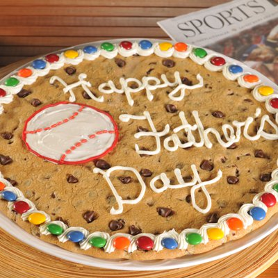 Happy Father's Day! One Big Cookie