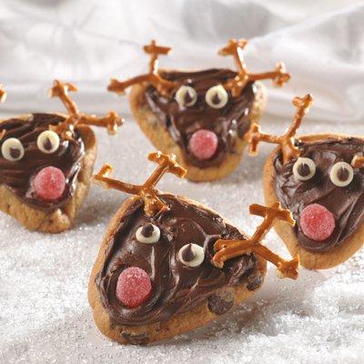 Cookie Reindeers